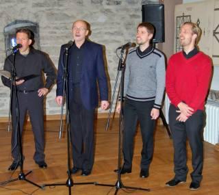 AKTIVA meeskvartett