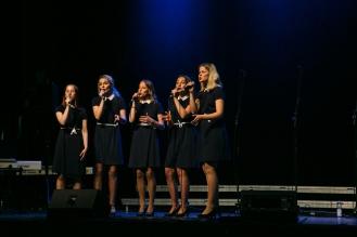 Põlva Muusikakooli tütarlaste ansambel Blue-S