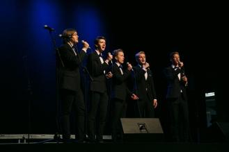 Rahvusooper Estonia poistekoori meeskvintett